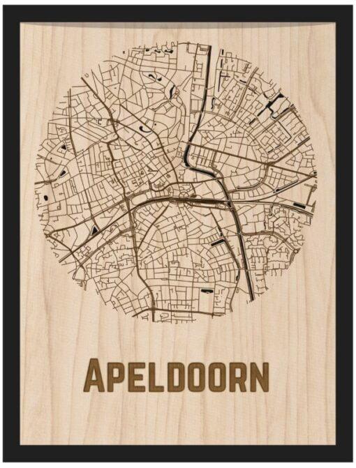 WoodyMap - Apeldoorn