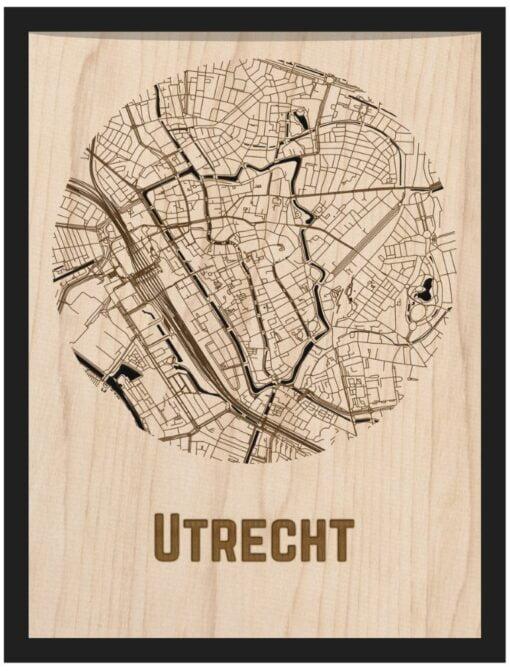 WoodyMap - Utrecht