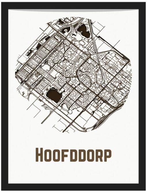 WoodyMap - Hoofddorp