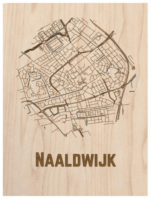 WoodyMap - Naaldwijk