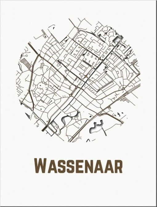 WoodyMap - Wassenaar