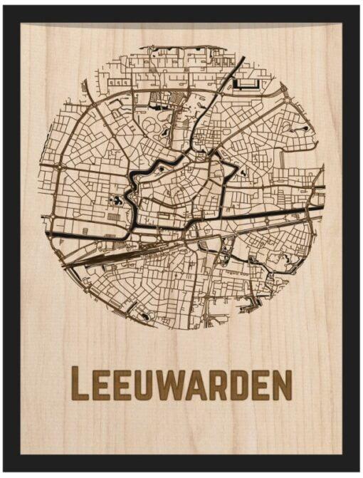 WoodyMap - Leeuwarden