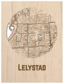 WoodyMap - Lelystad