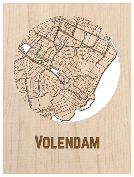 WoodyMap - Volendam