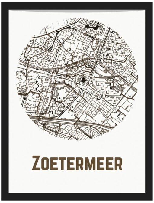 WoodyMap - Zoetermeer
