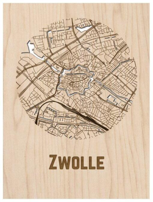 WoodyMap - Zwolle