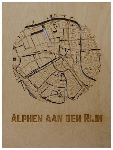 WoodyMaps ♥ Alphen aan den Rijn