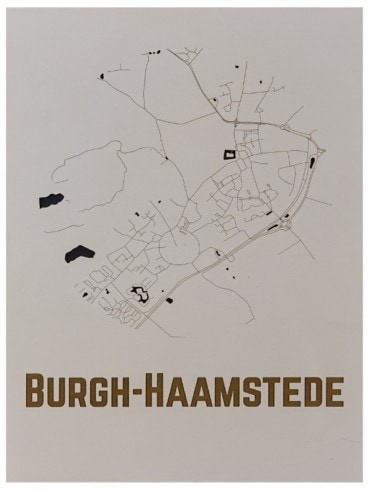 WoodyMaps ♥ Burgh Haamstede