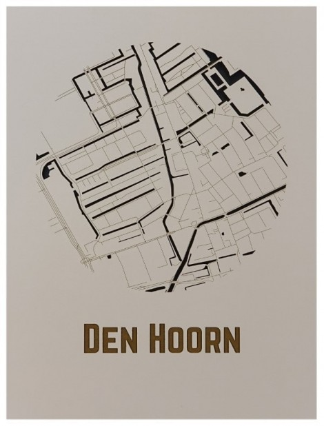 WoodyMaps ♥ Den Hoorn