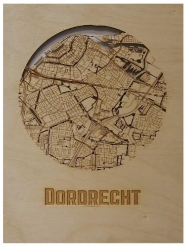 WoodyMaps ♥ Dordrecht