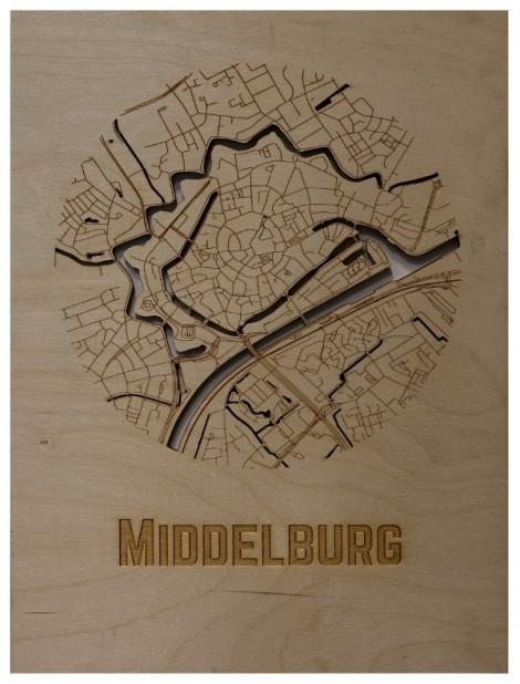 WoodyMaps ♥ Middelburg