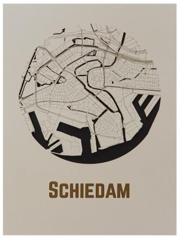 WoodyMaps ♥ Schiedam