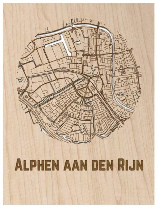 WoodyMap - Alphen aan den Rijn