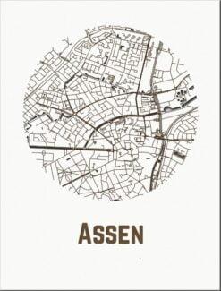WoodyMap - Assen