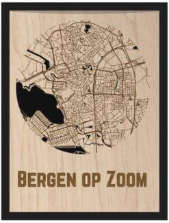 WoodyMap - Bergen op Zoom