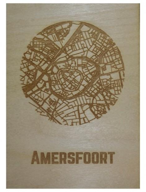 Ansichtkaart van Amersfoort