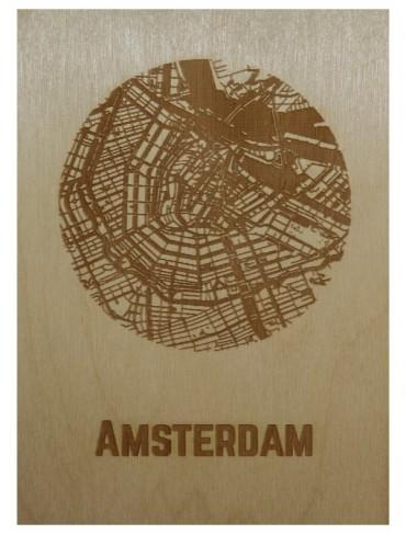 Amsterdam • Ansichtkaart