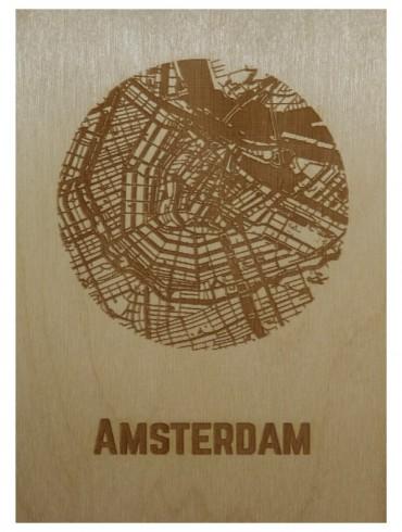 Ansichtkaart van Amsterdam