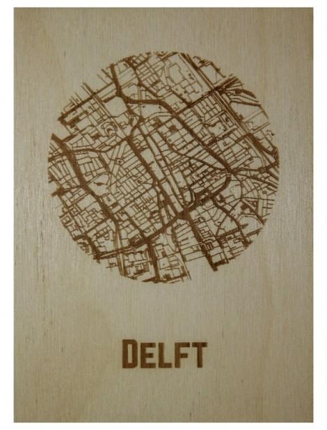 Delft • Ansichtkaart