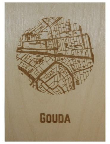 Gouda • Ansichtkaart