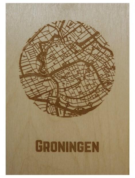 Groningen • Ansichtkaart