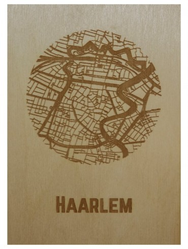 Ansichtkaart van Haarlem