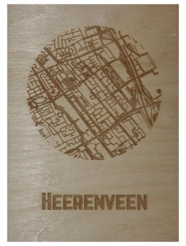Ansichtkaart van Heerenveen
