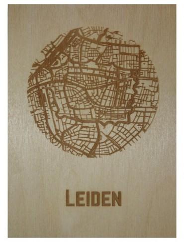 Leiden • Ansichtkaart