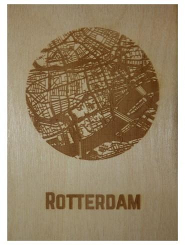 Ansichtkaart van Rotterdam
