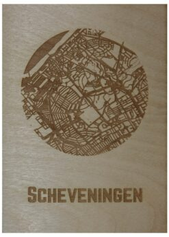 Ansichtkaart van Scheveningen