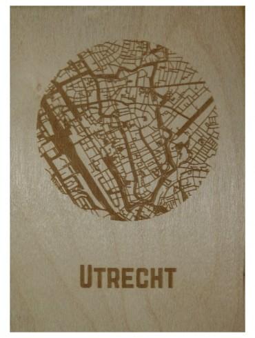 Ansichtkaart van Utrecht