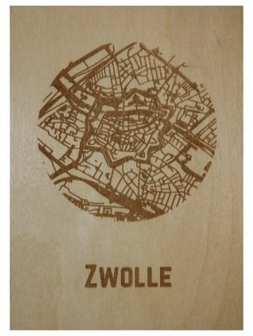 Ansichtkaart van Zwolle
