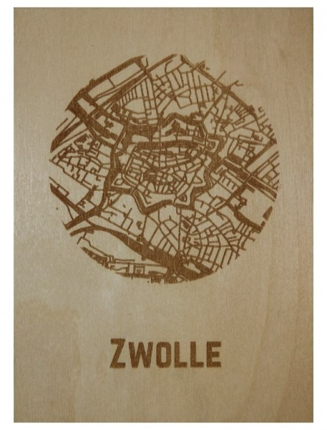 Zwolle • Postcards