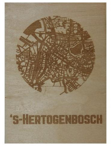 's Hertogenbosch • Ansichtkaart
