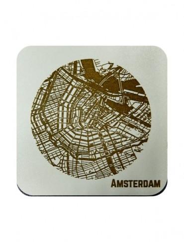 Amsterdam • Onderzetter