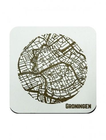 Groningen • Onderzetter