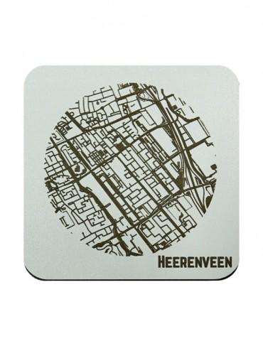 Heerenveen • Onderzetter