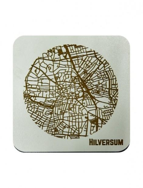 Hilversum • Onderzetter
