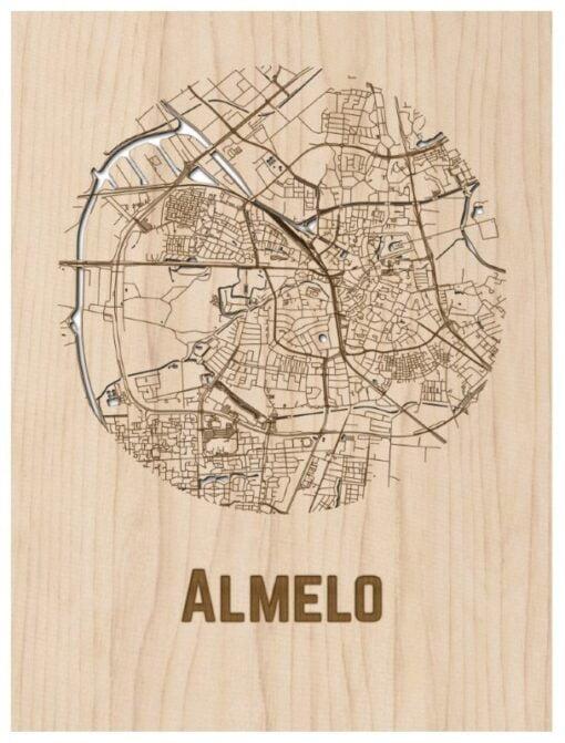 WoodyMap - Almelo