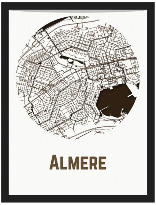 WoodyMap - Almere