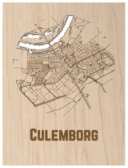 WoodyMap - Culemborg