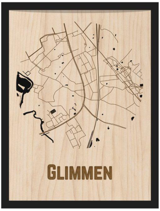 WoodyMap - Glimmen
