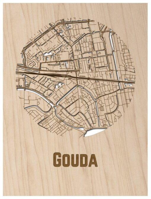 WoodyMap - Gouda