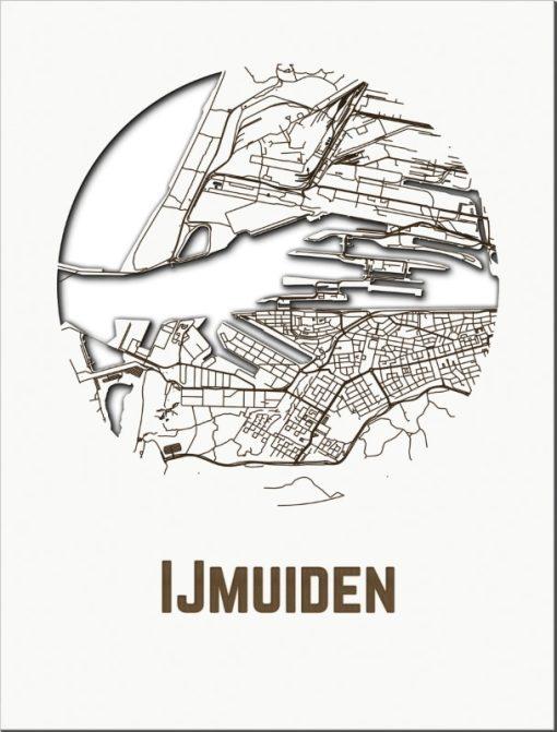 WoodyMap - IJmuiden