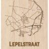 WoodyMap - Lepelstraat