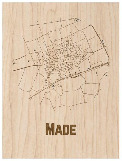 WoodyMap - Made