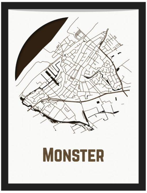 WoodyMap - Monster