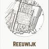 WoodyMap - Reeuwijk