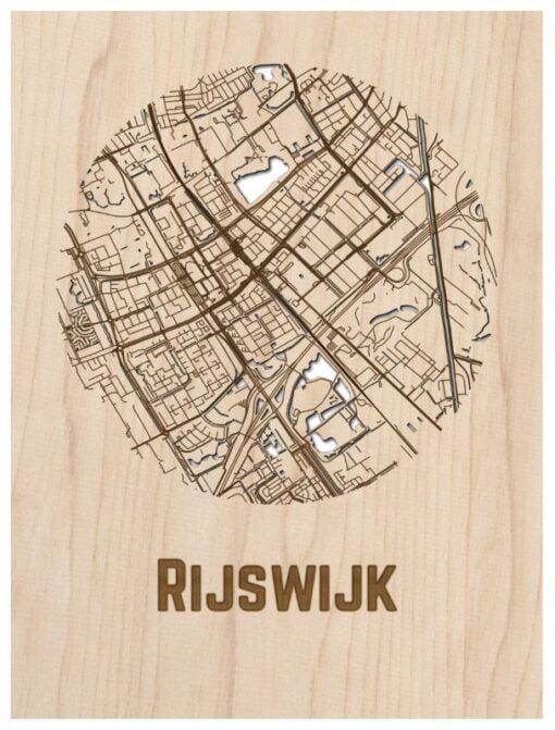 WoodyMap - Rijswijk