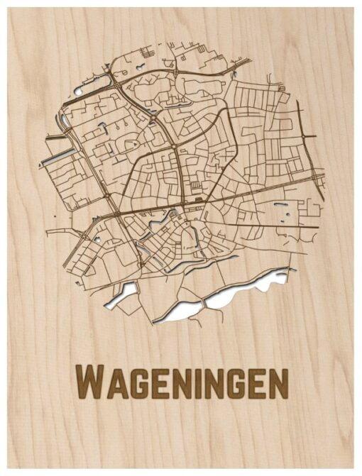WoodyMap - Wageningen